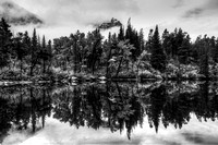 Lost Lake B&W