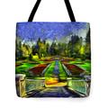 Duncan Gardens Tote Bag