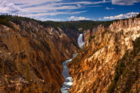 Lower Yellowstone Falls 2